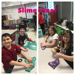 5th Grade Christmas party stations