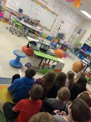 Mrs. Fowler's class St. Louis Dairy Council Q&A